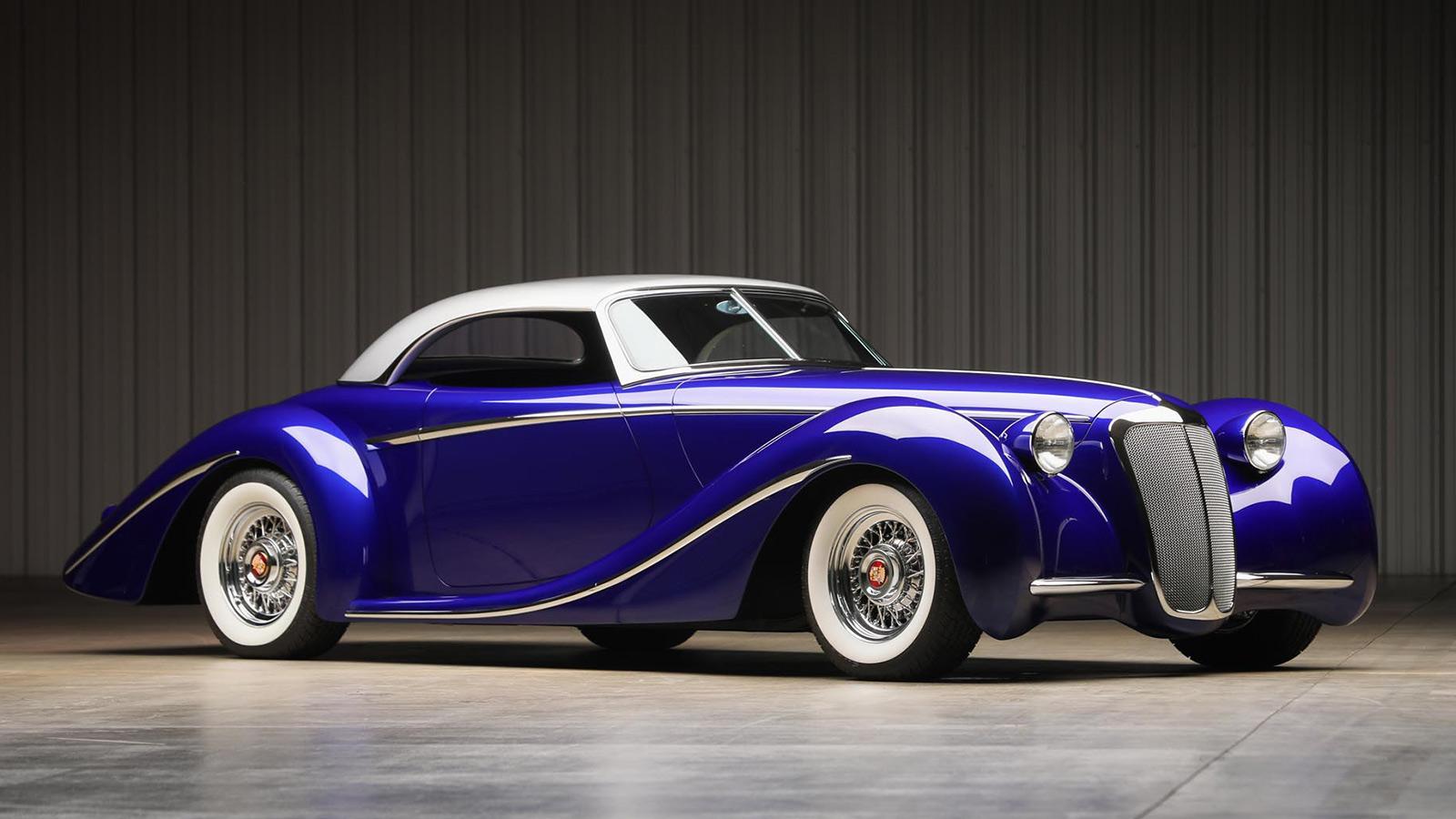 1936 Cadillac 'Shangri-La' Custom Roadster