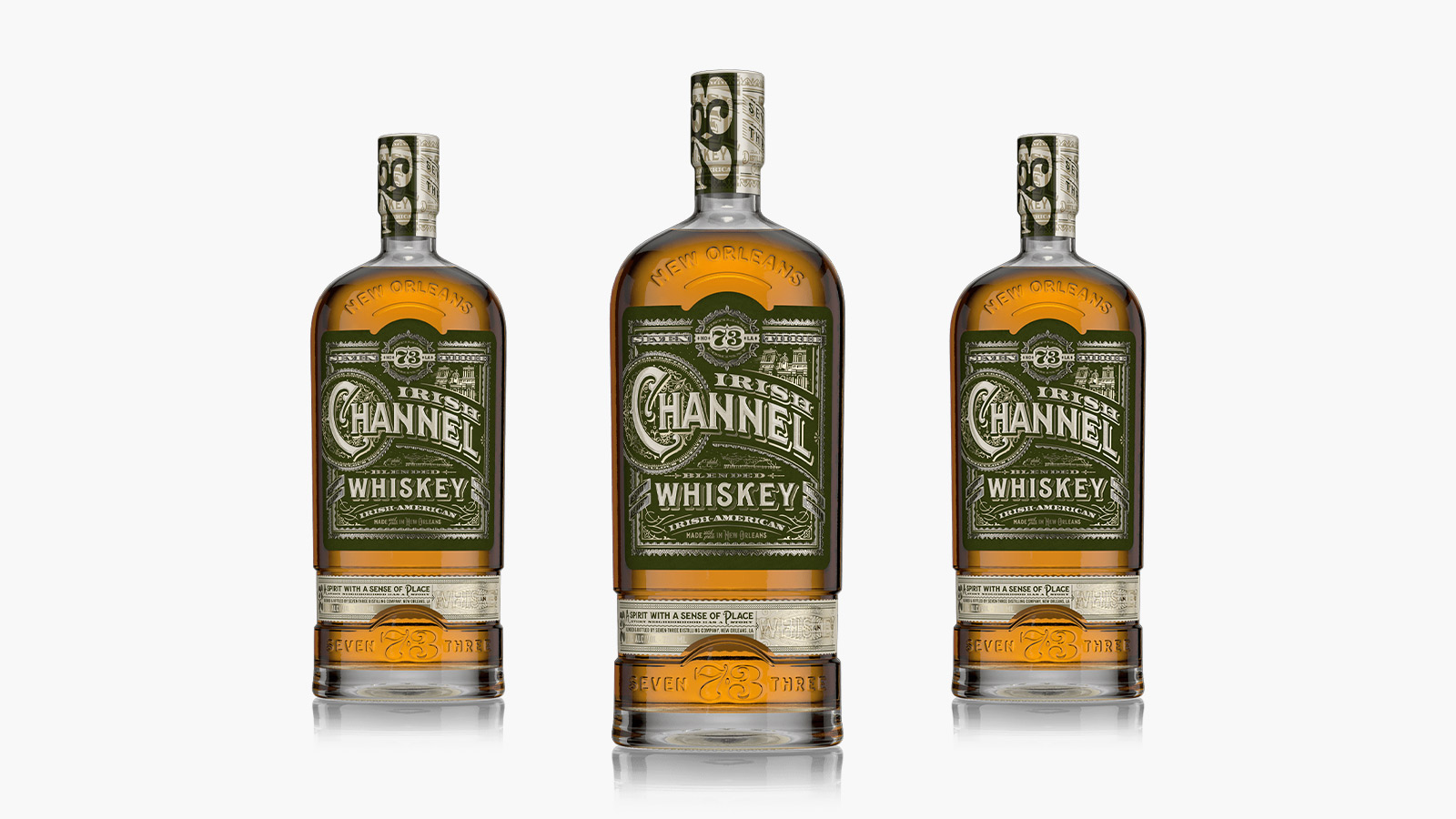 Seven Three Irish Channel Whiskey