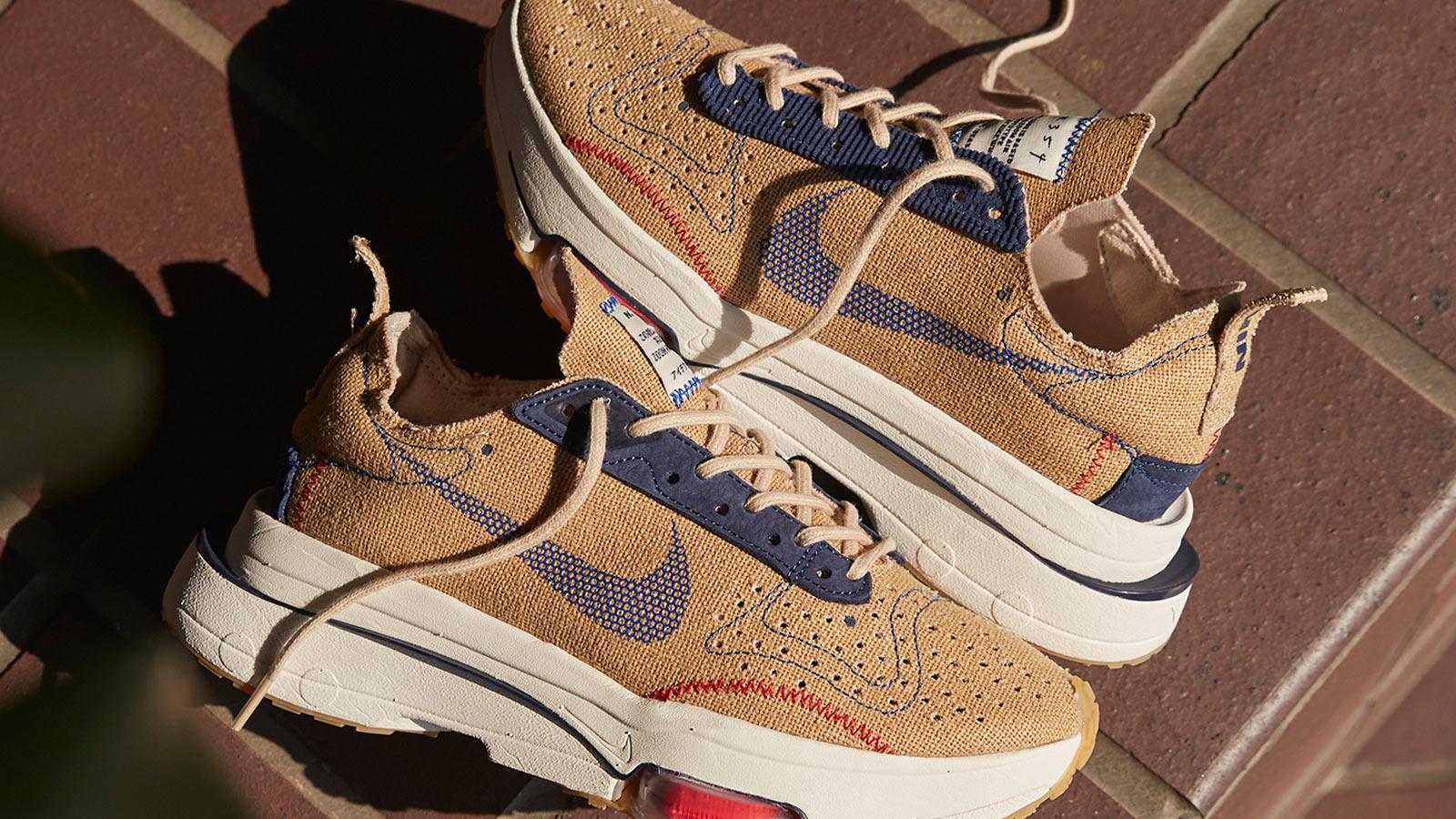 size? x Nike Air Zoom Type 'Hemp'