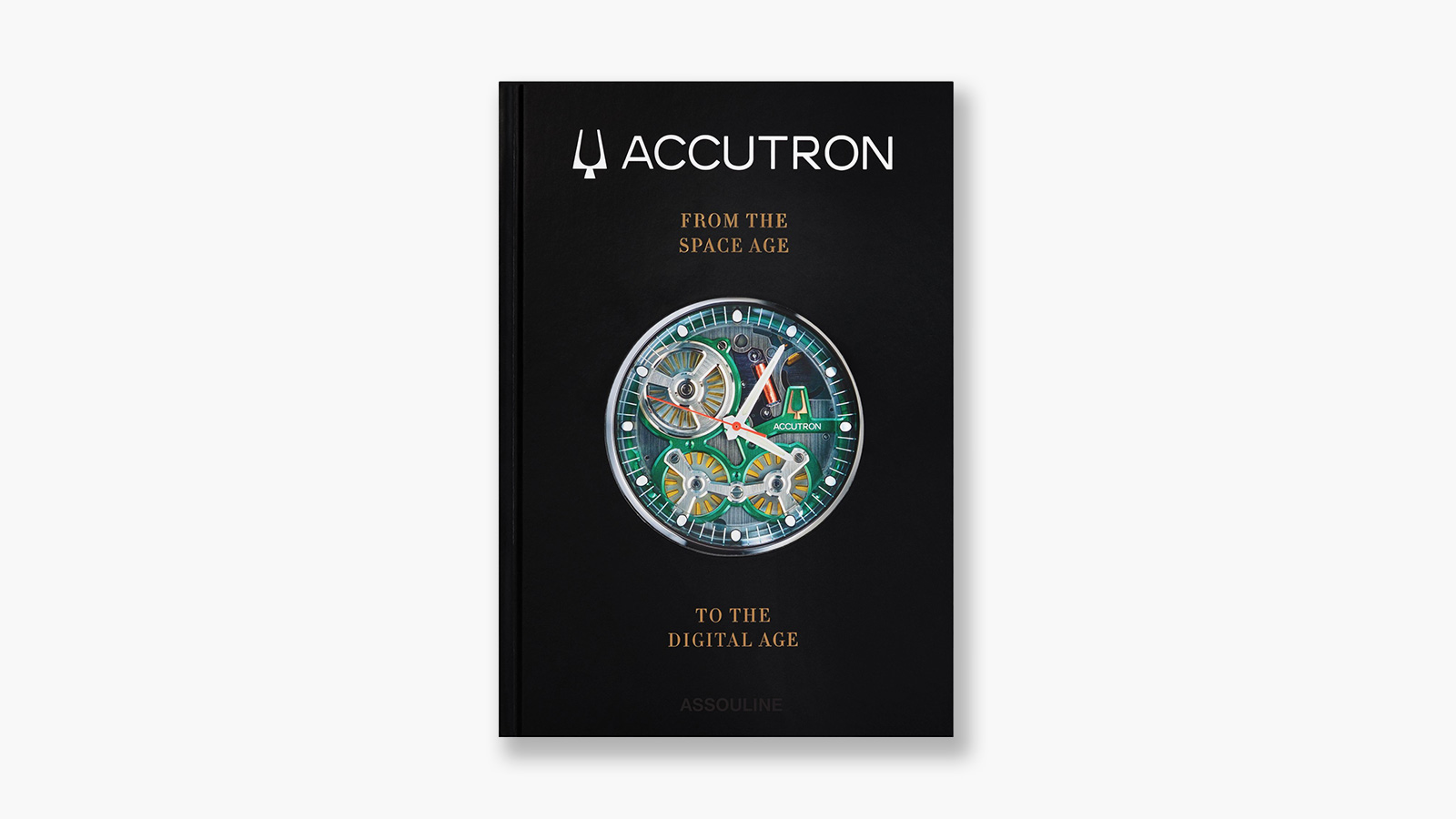 'Accutron: From the Space Age to the Digital Age' by Carl Gustav Magnusson