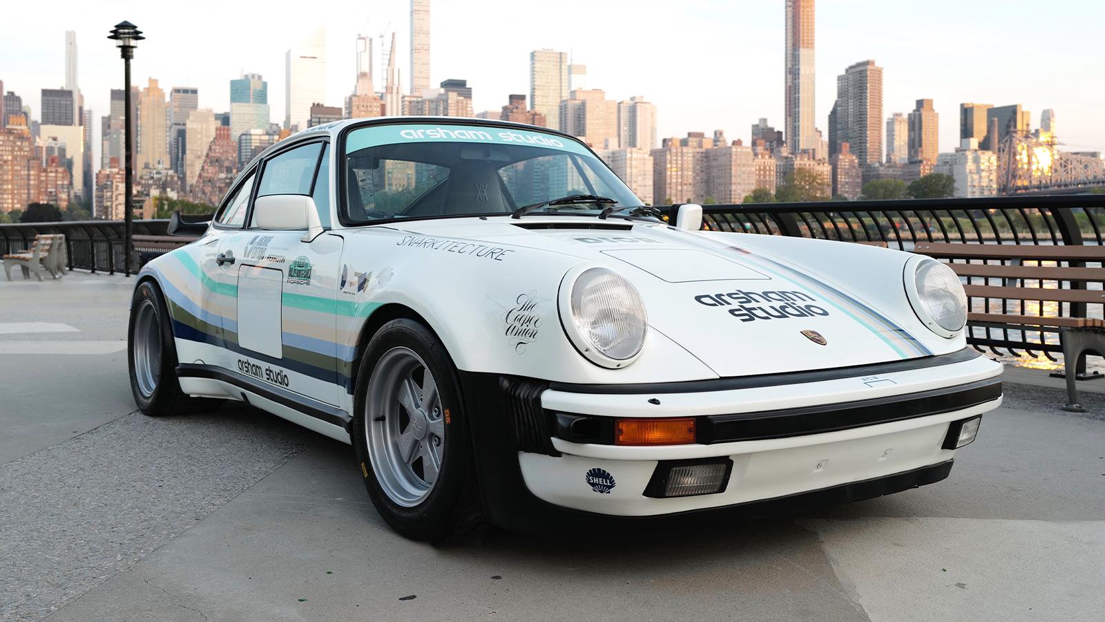 Arsham Porsche 911 Turbo 930A