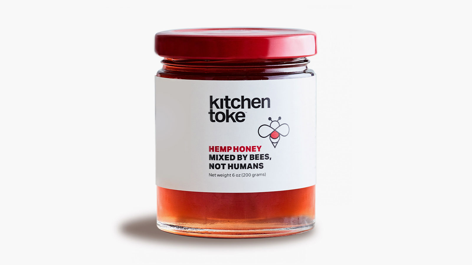 Kitchen Toke Hemp Honey