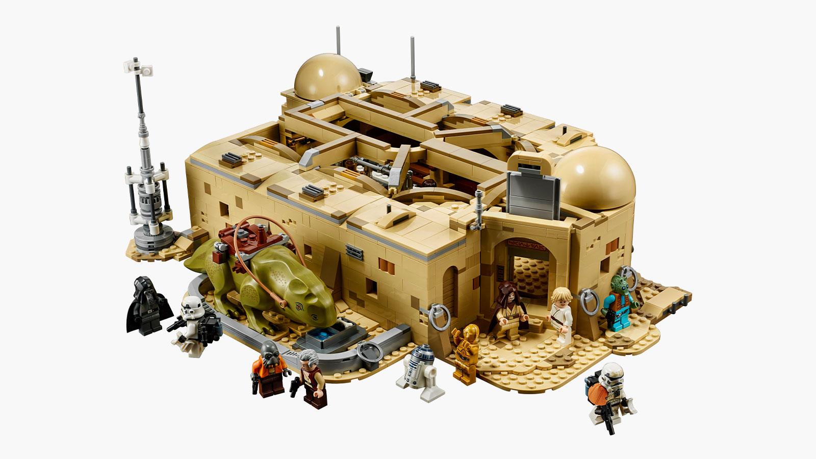 LEGO Star Wars Mos Eisley Cantina Set