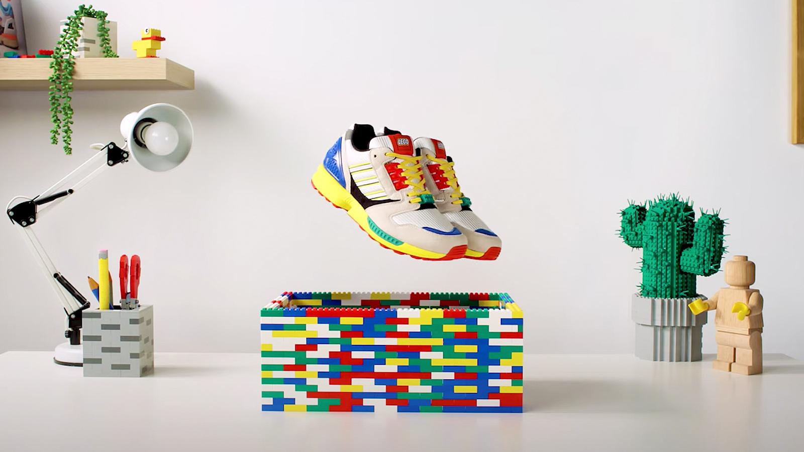 LEGO x adidas Originals A-ZX