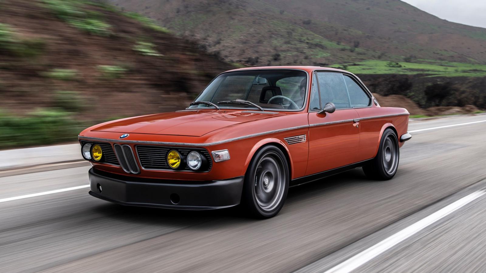 Robert Downey Jr.'s SpeedKore 1974 BMW 3.0 C