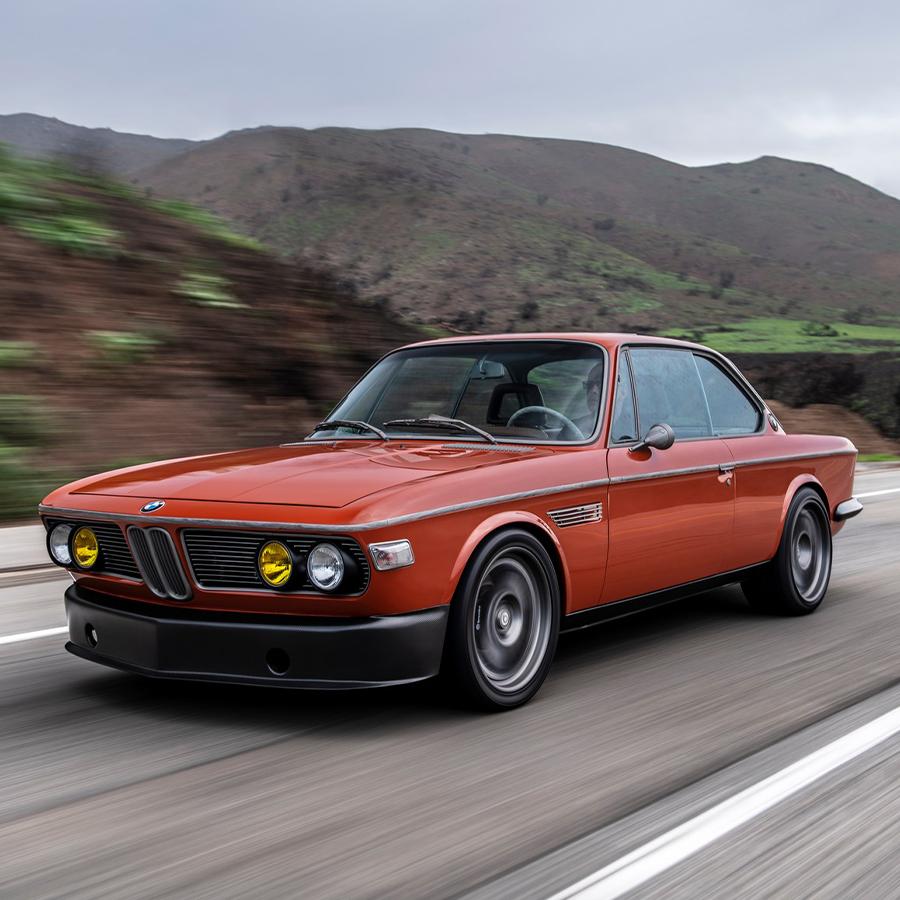 Robert Downey Jr.'s SpeedKore 1974 BMW 3.0 CS