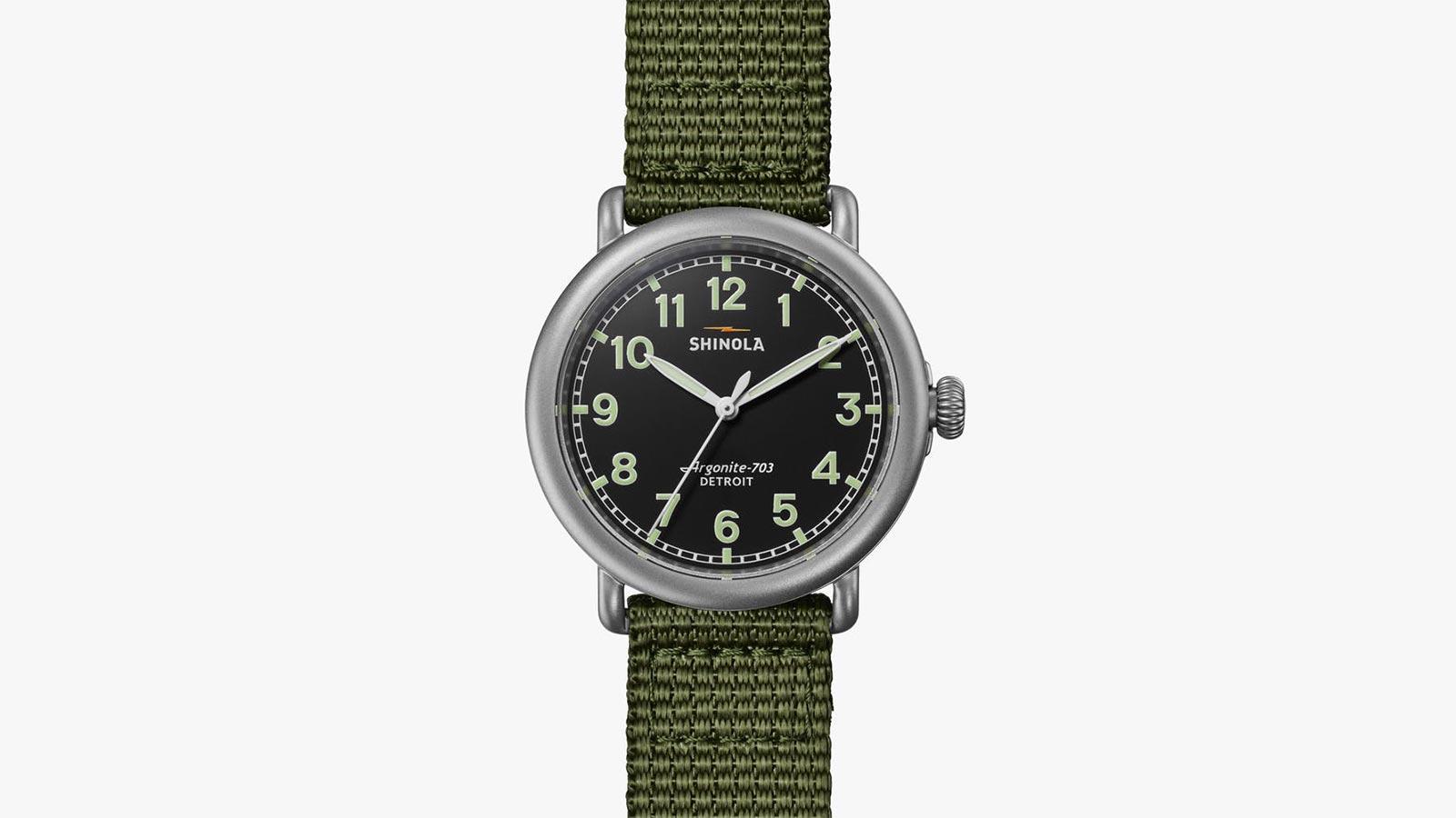 Shinola Runwell Field Watch