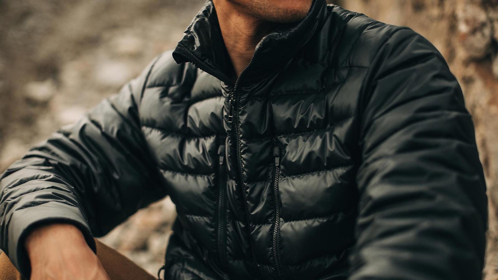 Taylor Stitch x Mission WorkshopFarallon Jacket