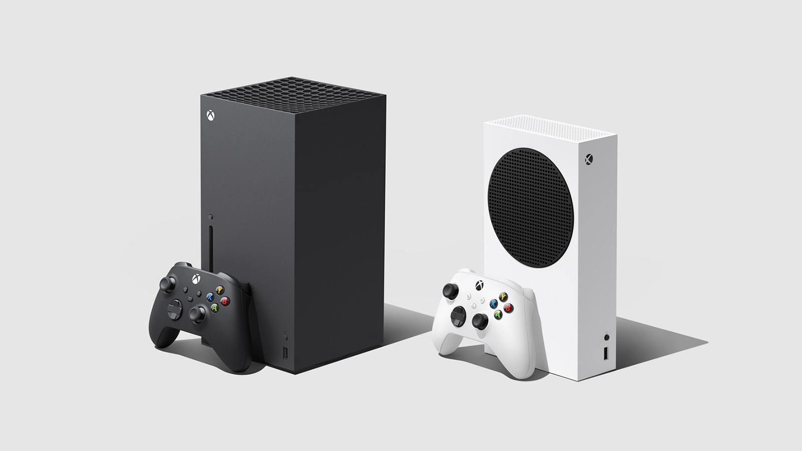 Xbox Series S & Xbox Series X