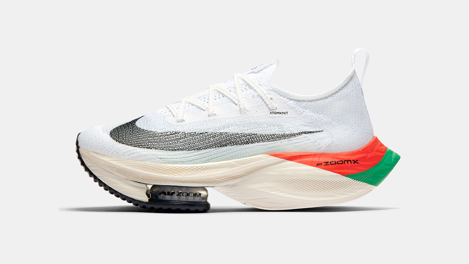 Nike Air Zoom Alphafly NEXT% Kenya, 1:59:40 & Mango