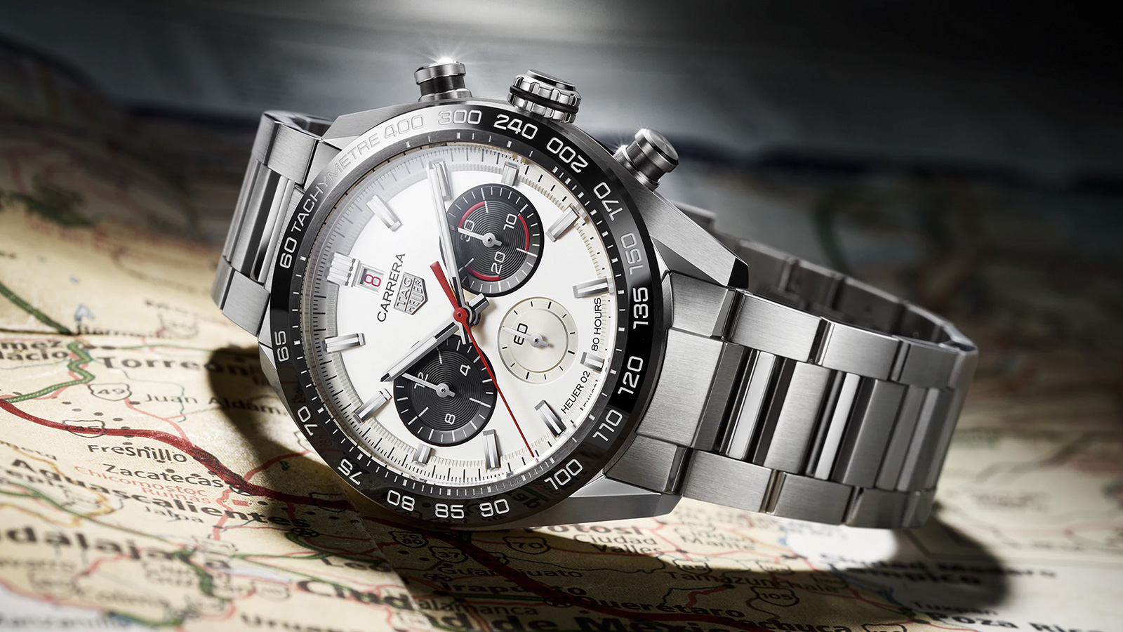 TAG Heuer Carrera 160 Years Anniversary Limited Edition