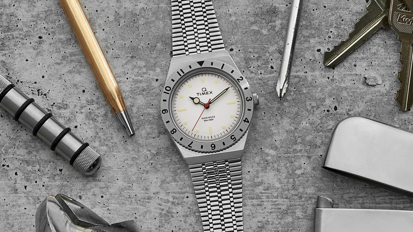 Timex Q Timex HODINKEE Limited Edition