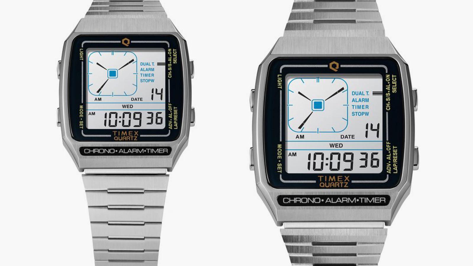 Timex Q Timex Reissue Digital LCA