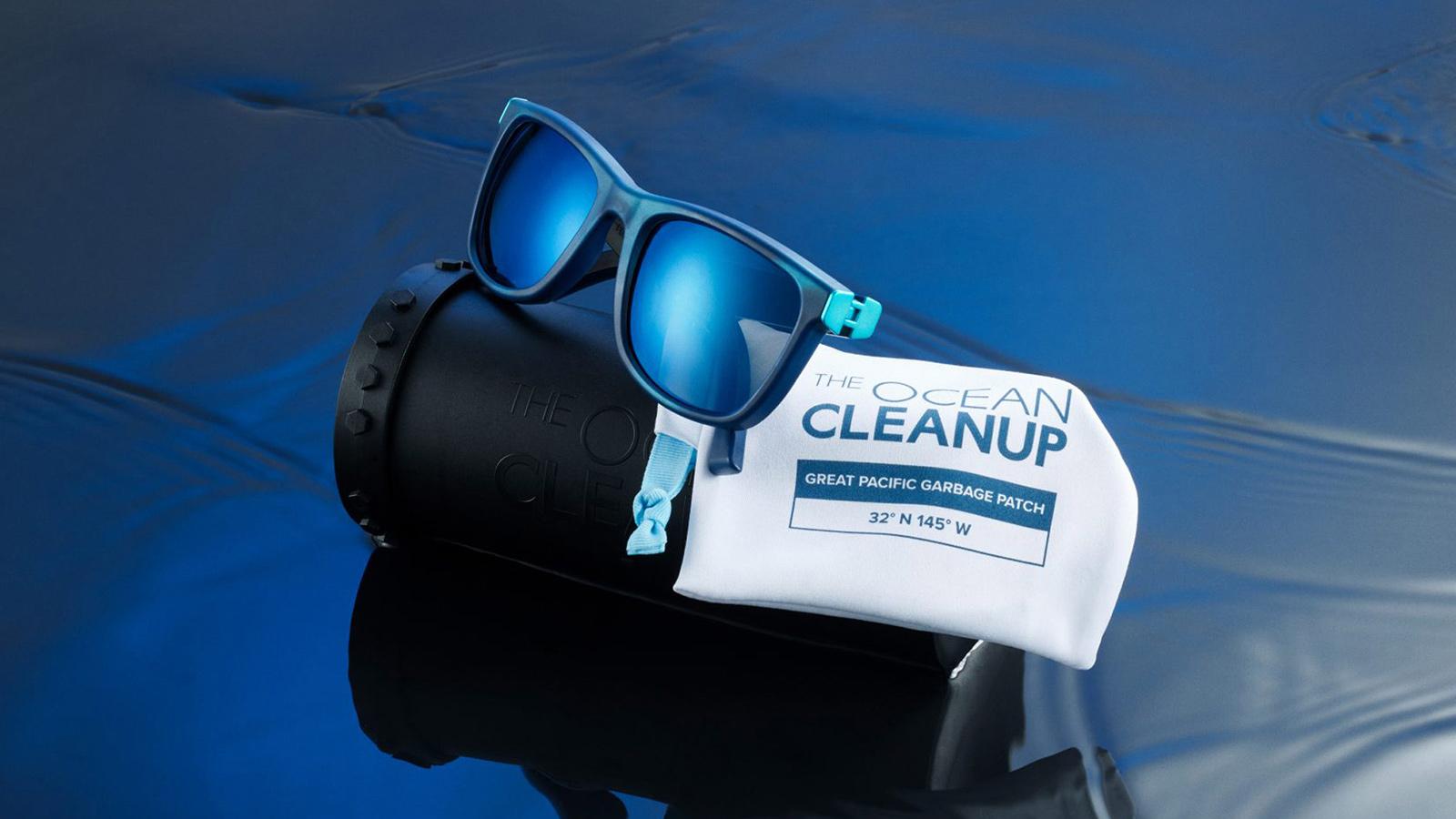 Yves Béhar Ocean Cleanup Sunglasses
