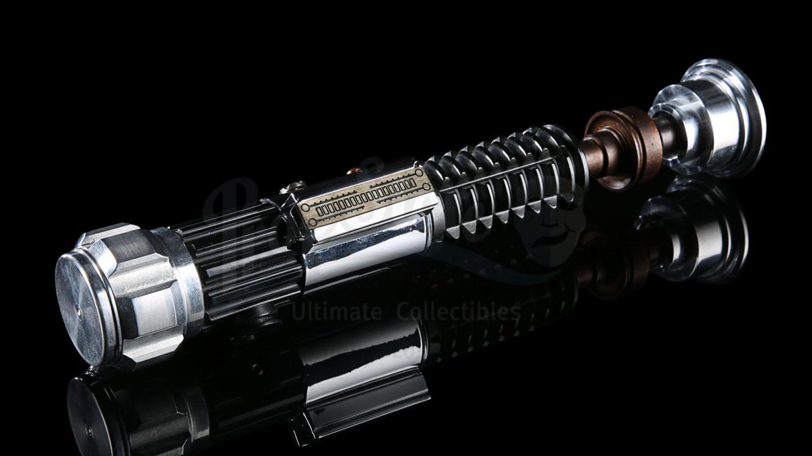 'Star Wars: Revenge of the Sith' Obi-Wan Kenobi's Hero Lightsaber