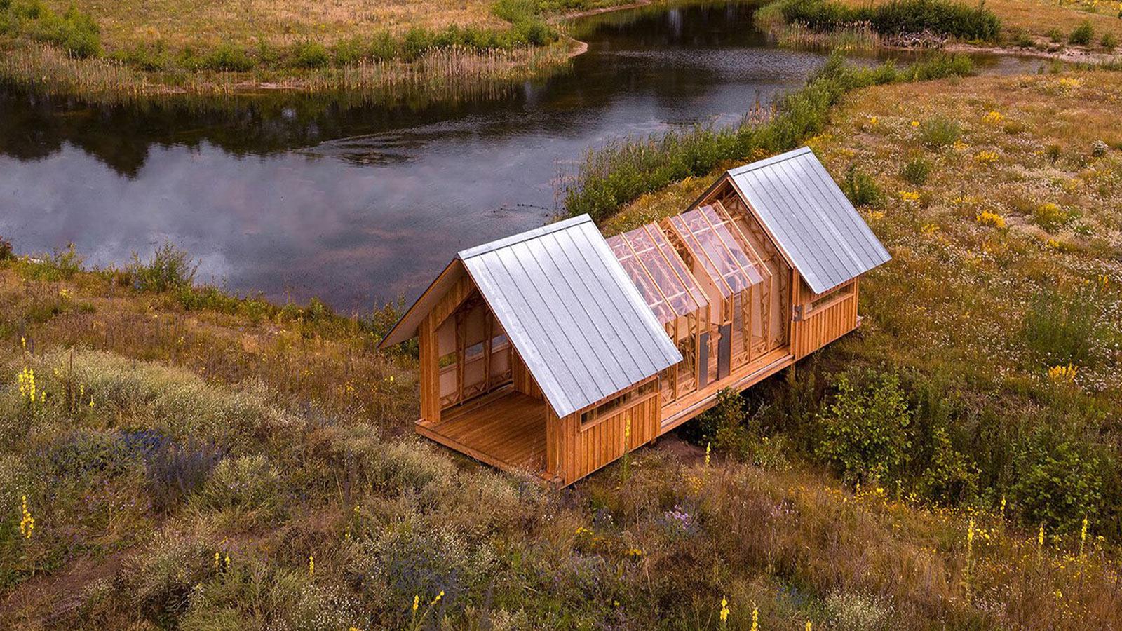 ANNA Cabin by Caspar Schols