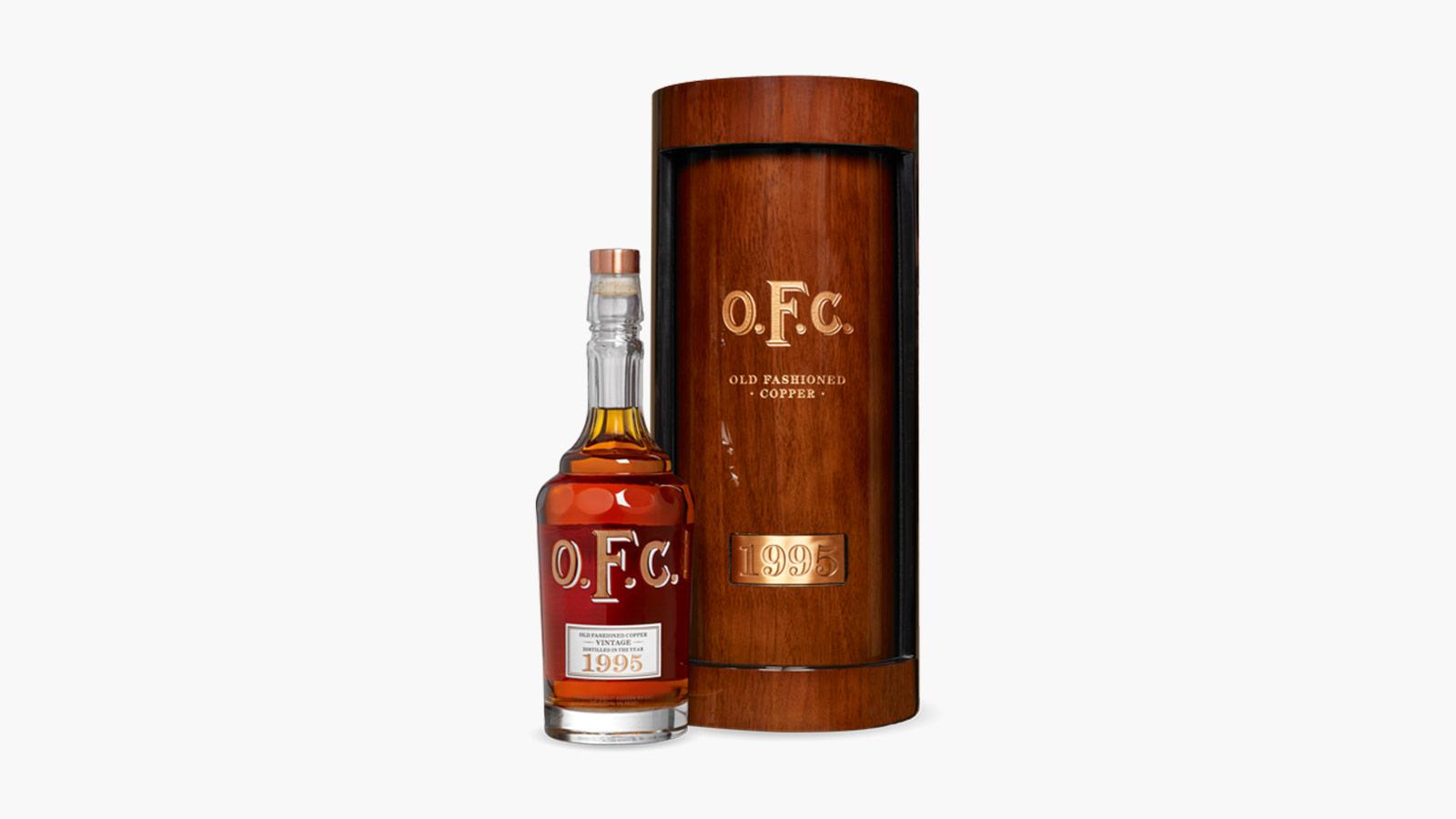 Buffalo Trace 1995 Vintage O.F.C. Bourbon