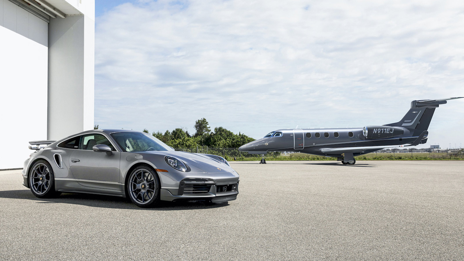 Embraer x Porsche Duet