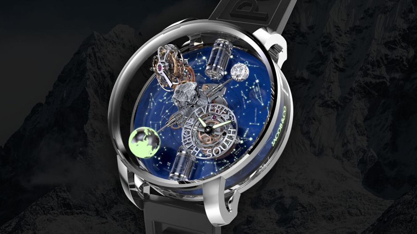 Jacob & Co. Astronomia Everest