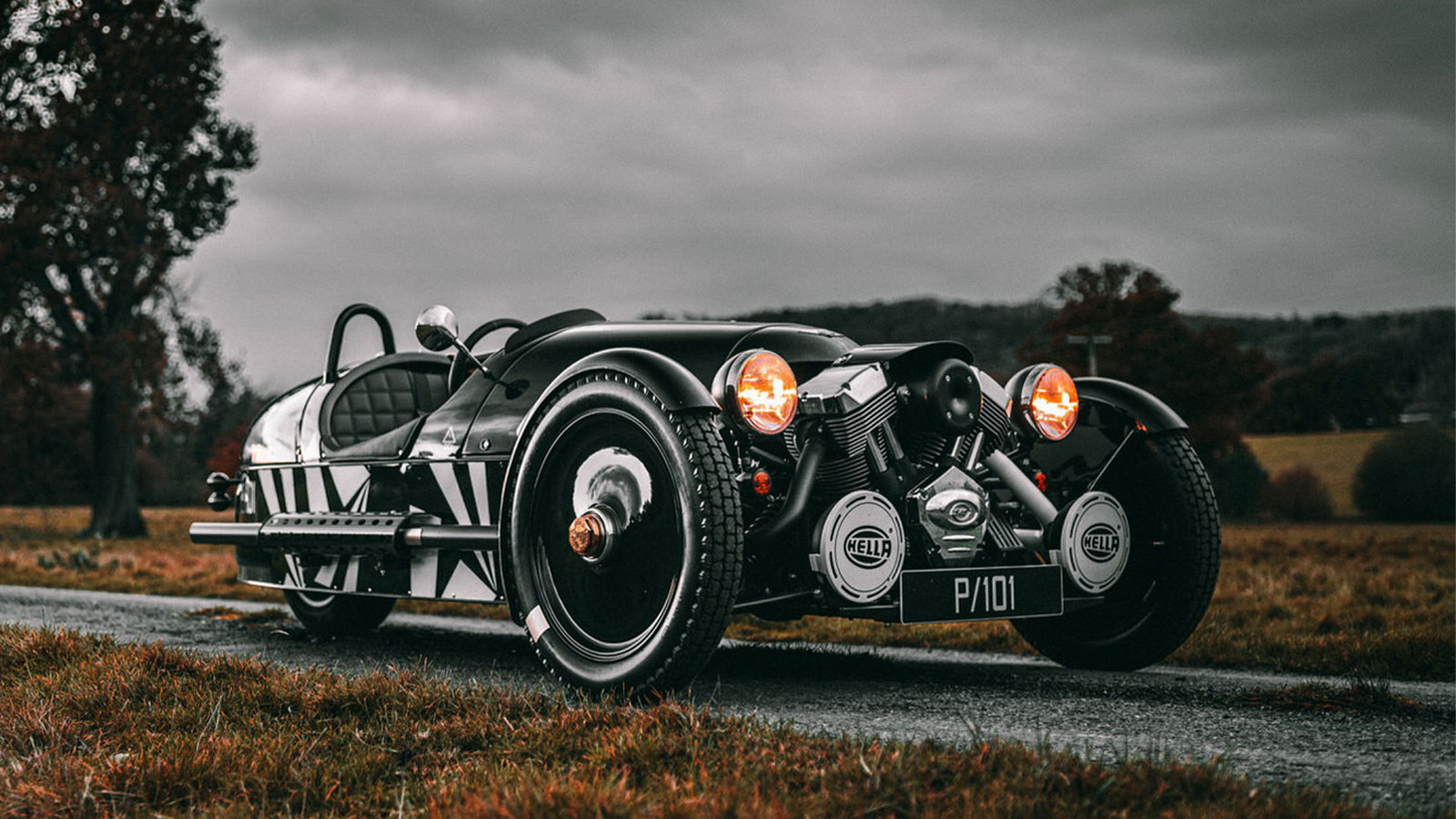 Morgan 3 Wheeler P101 Limited Edition