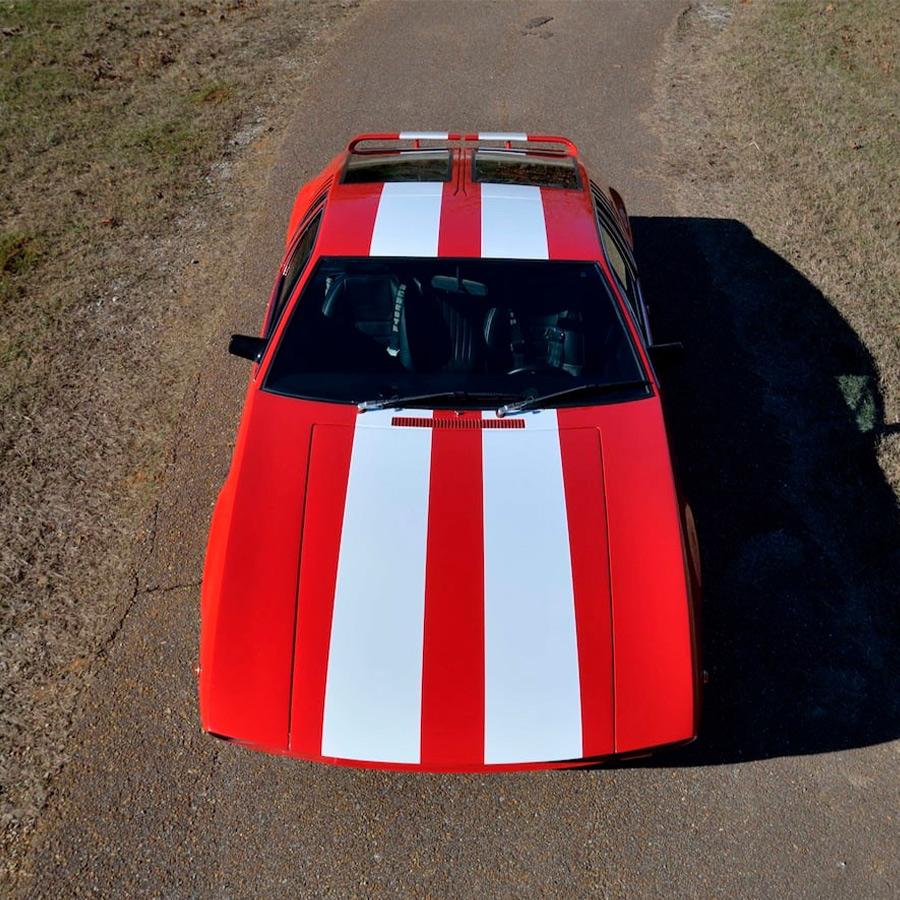 1969 De Tomaso Mangusta Shelby MKV Prototype