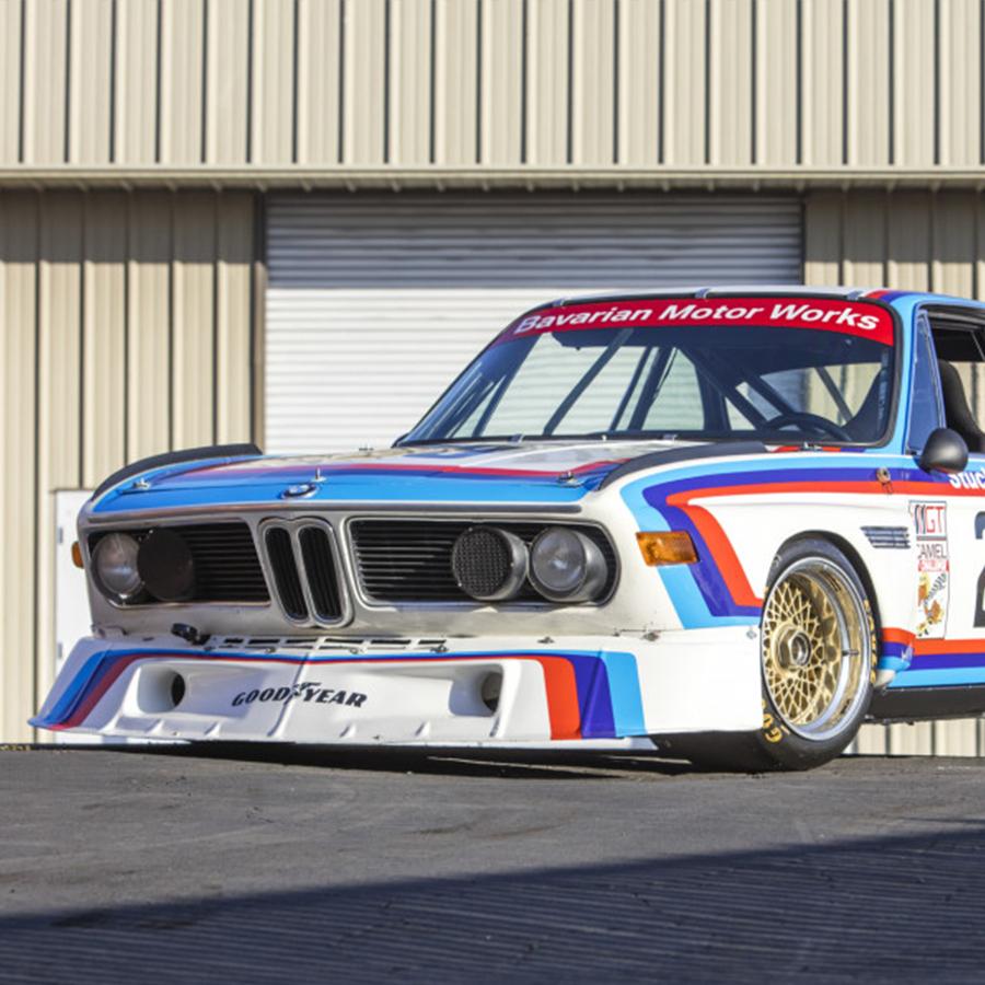 "1974 BMW 3.5 CSL IMSA ""Batmobile"""