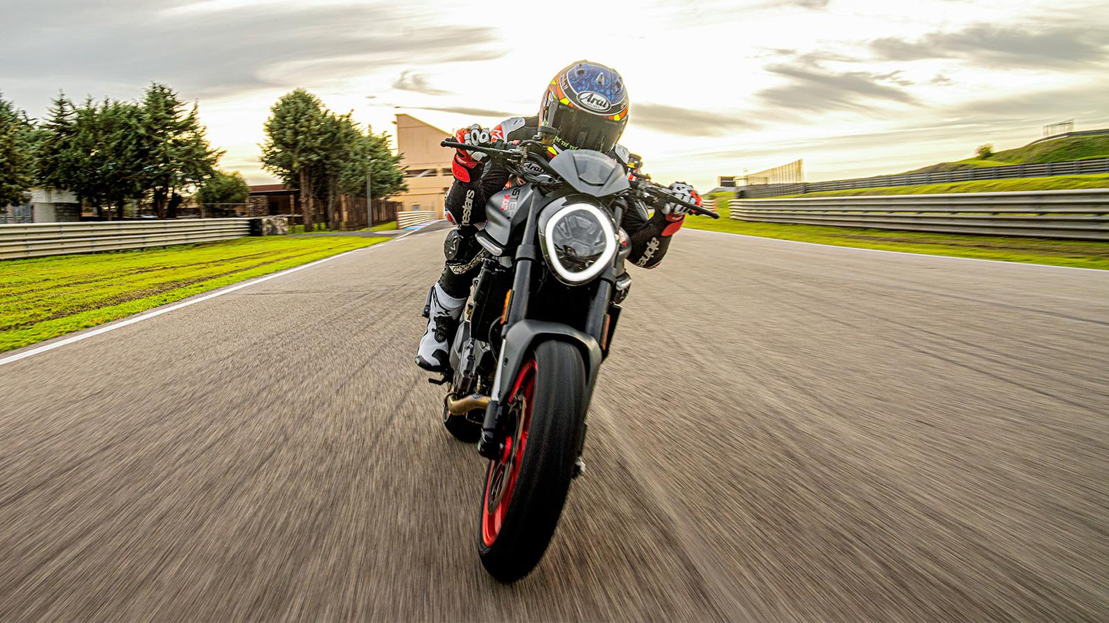 2021 DucatiMonster