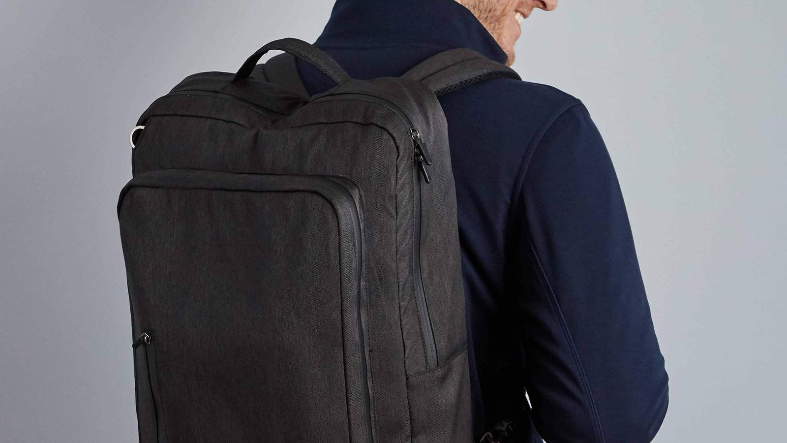 Mack Weldon Ion Convertible Backpack