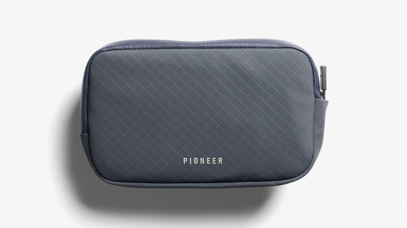 Pioneer Commuter Zip Wallet