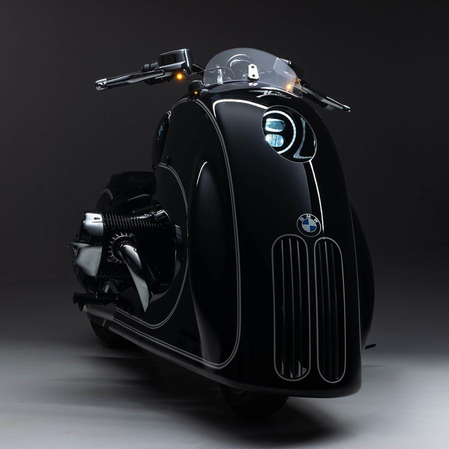 BMW Motorrad x Kingston Custom Spirit of Passion