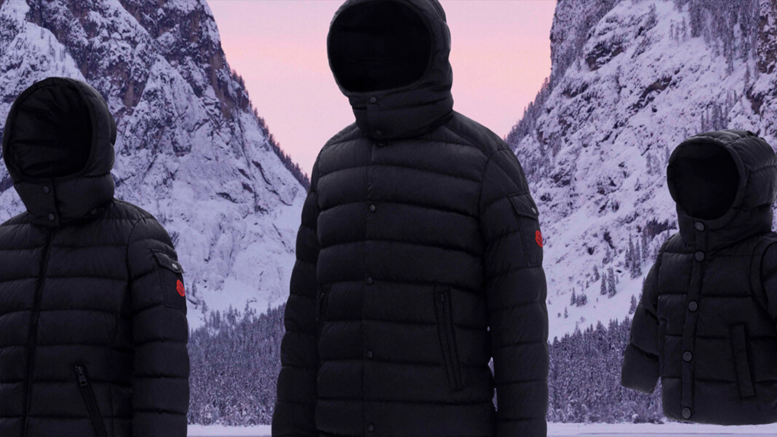Moncler Born to Protect Collection