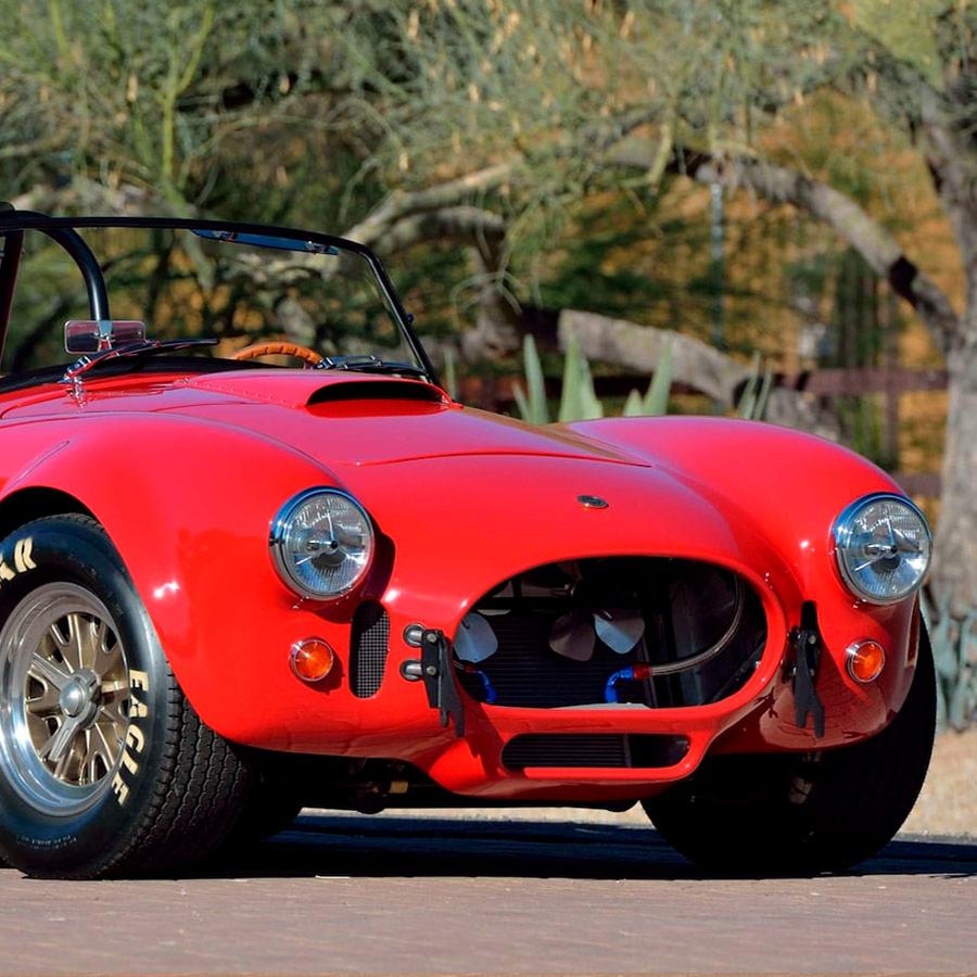 Paul Walker's 1965 Shelby 427 Cobra FAM