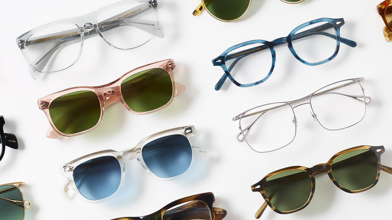 Moscot Spring 2021 Collection