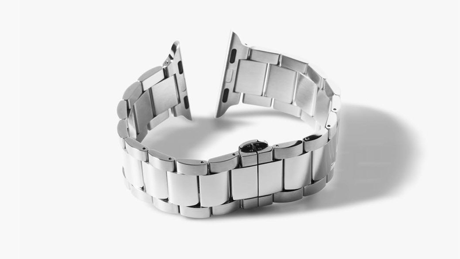 Shinola Stainless Steel Bracelet For Apple Watch