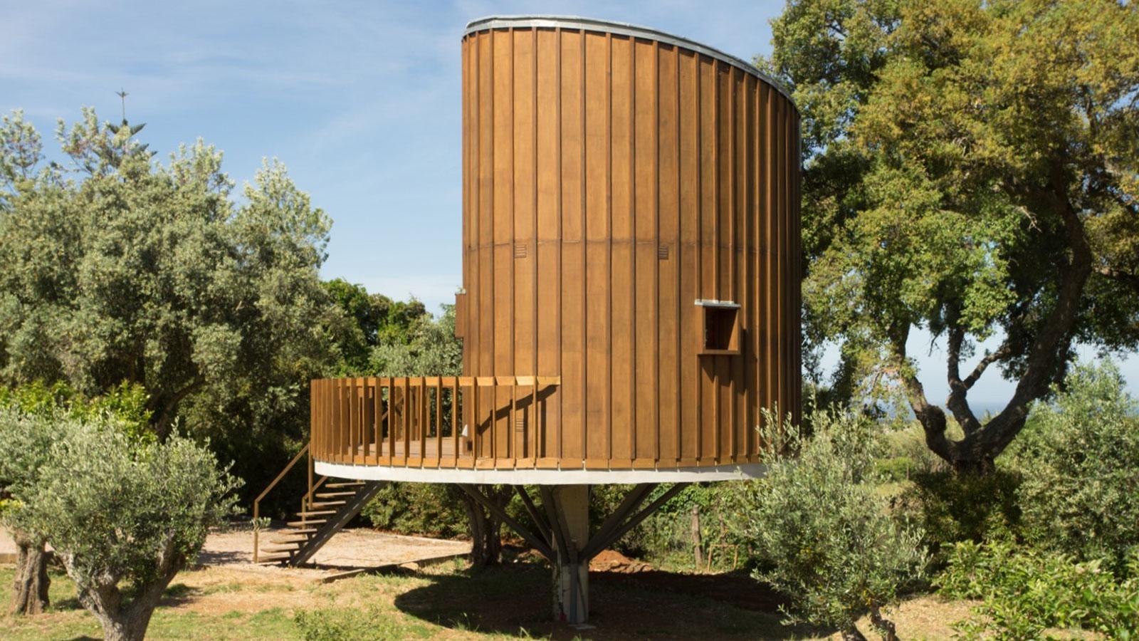 Tree House by RA+TR arquitectos