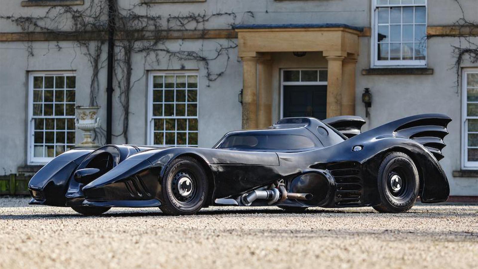 "1965 Ford ""Batmobile"" Re-Creation"