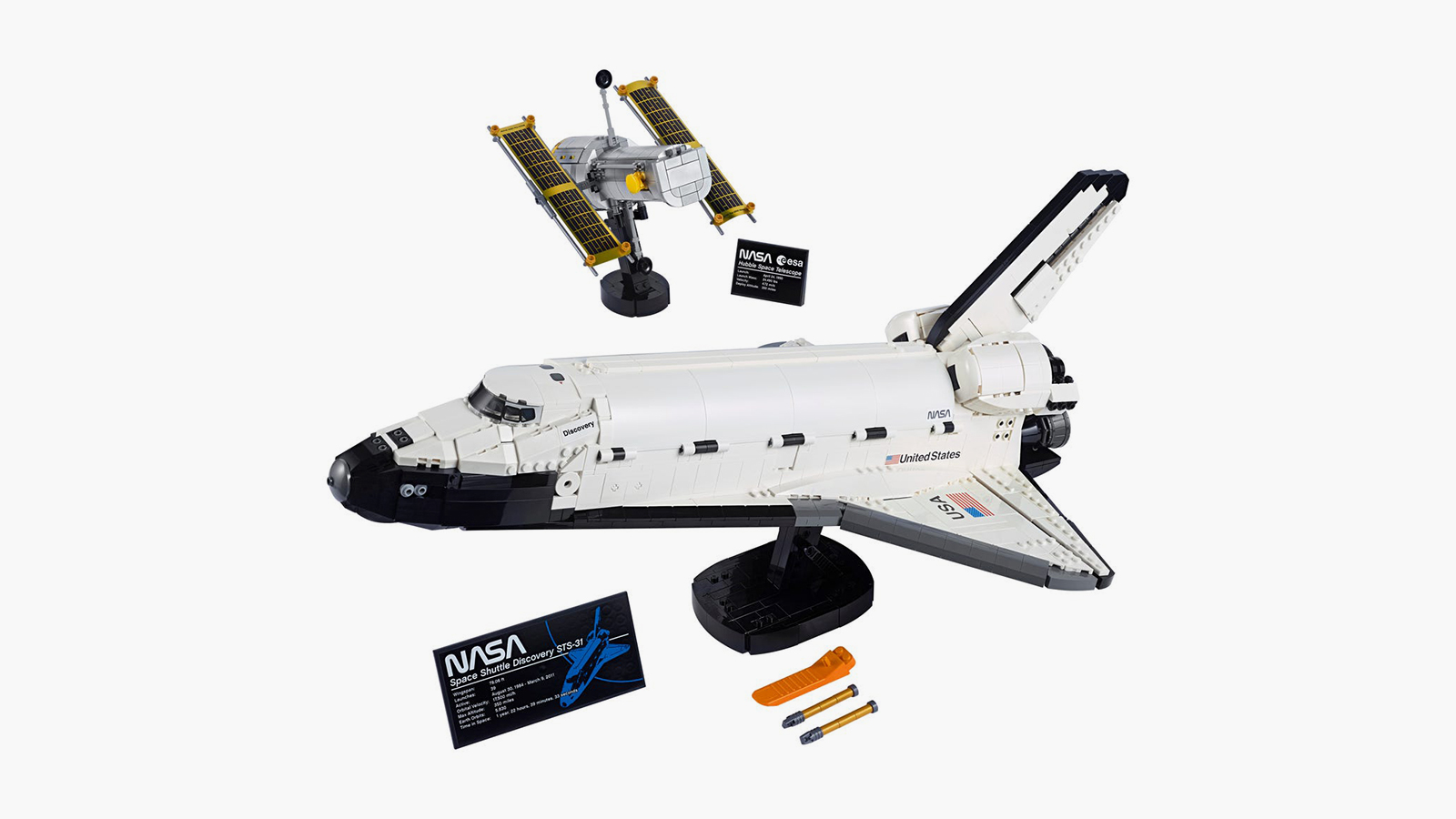 LEGO NASA Discovery Space Shuttle