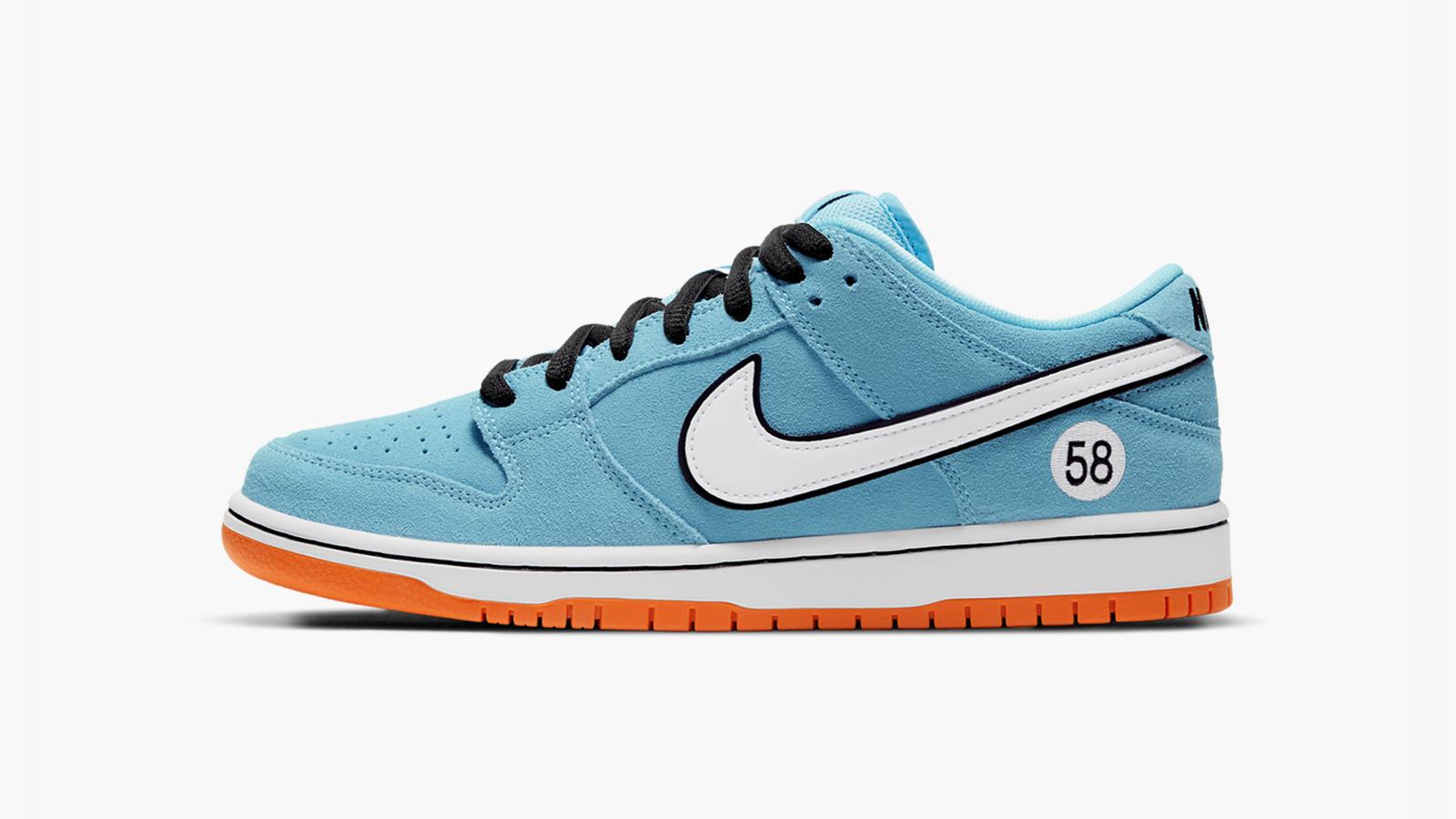 Nike SB Dunk Low 'Gulf'