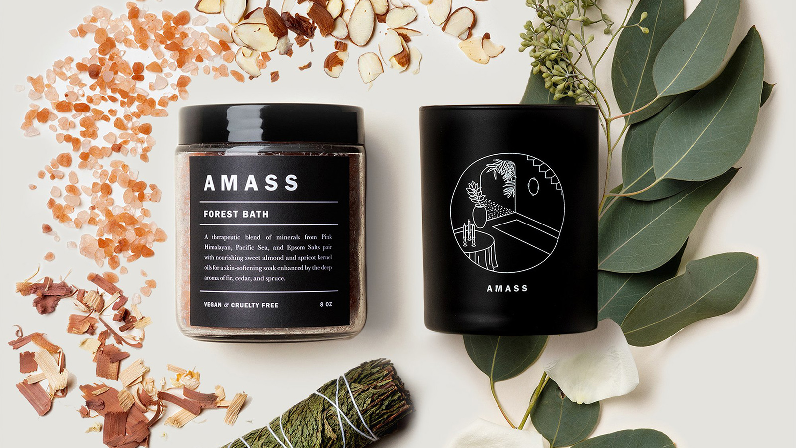 AMASS Stay At Home Set