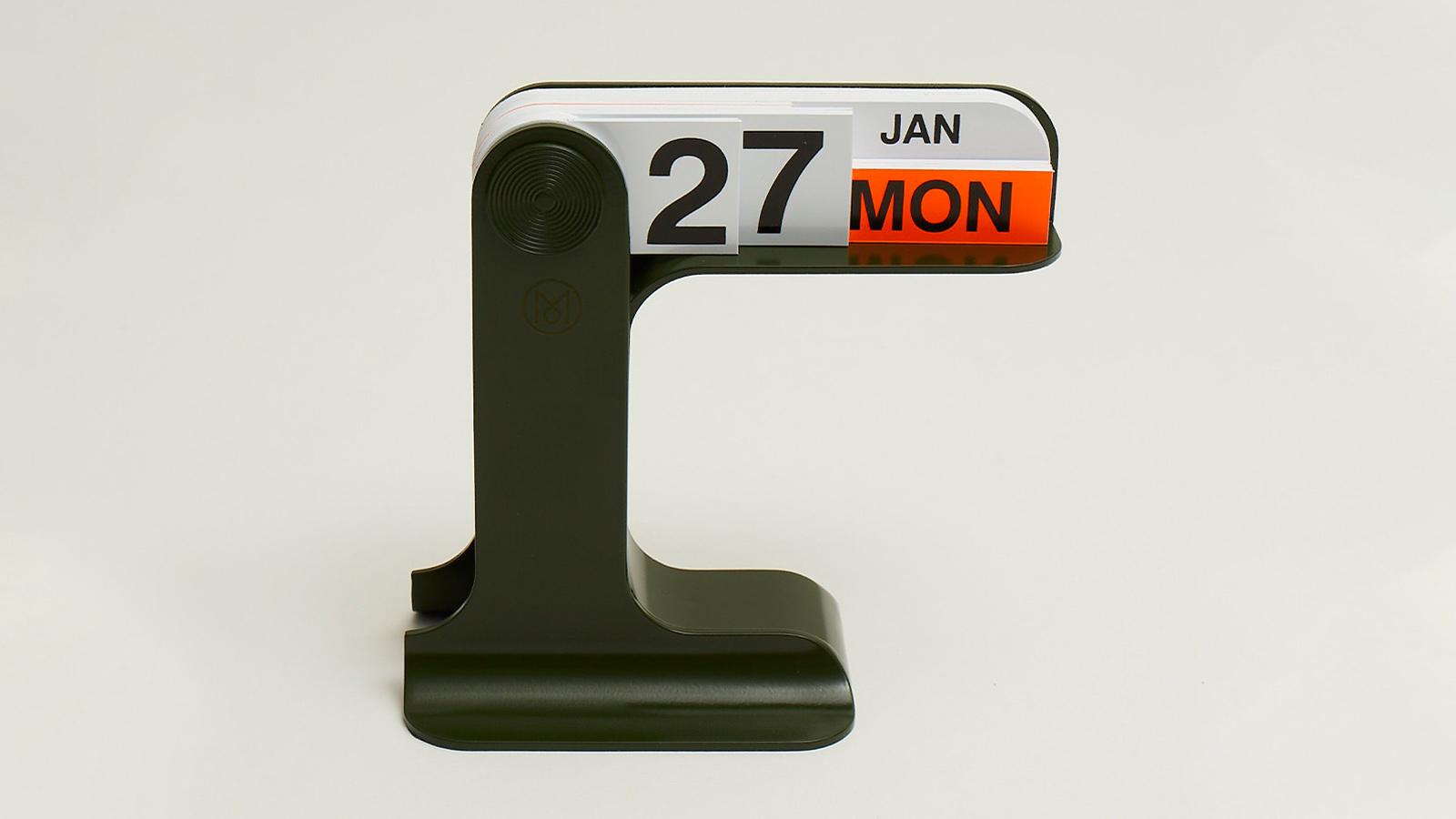 Danese Milano x Monocle Timor Perpetual Calendar