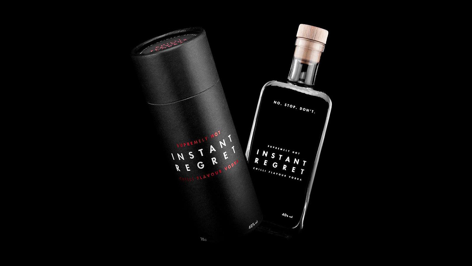 Instant Regret Vodka