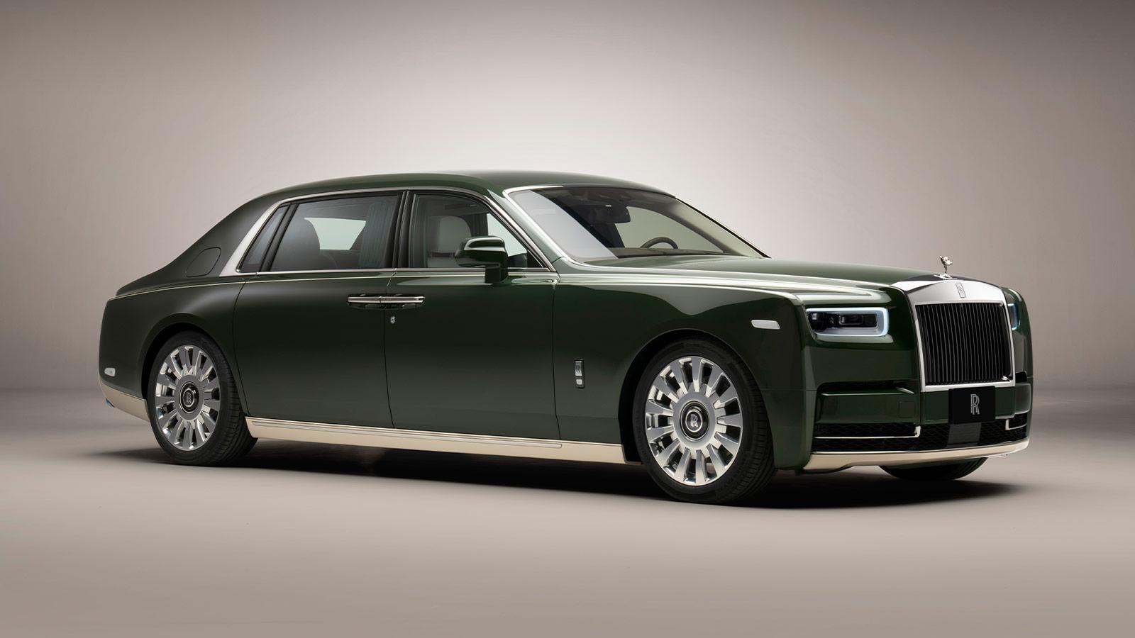 Rolls-Royce PHANTOM ORIBE