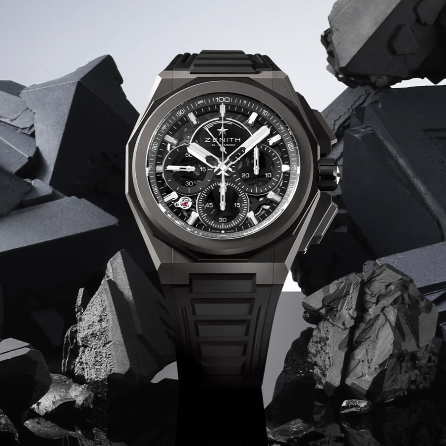 Zenith DEFY Extreme Collection