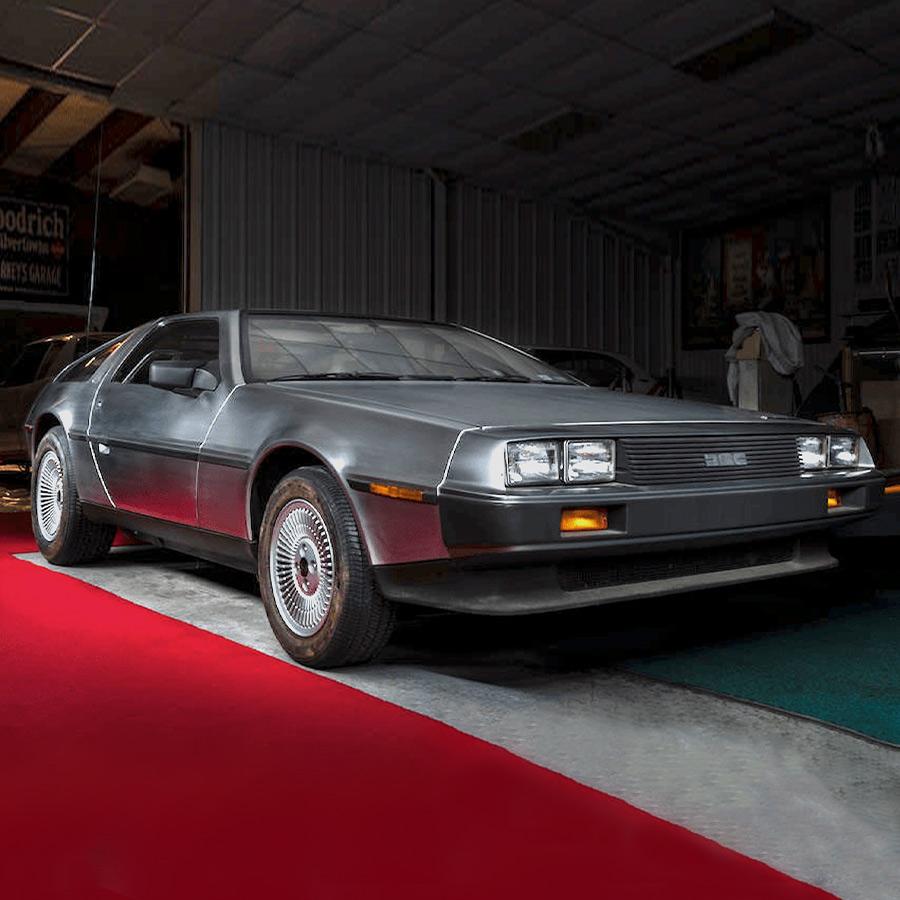 1982 DeLorean DMC12