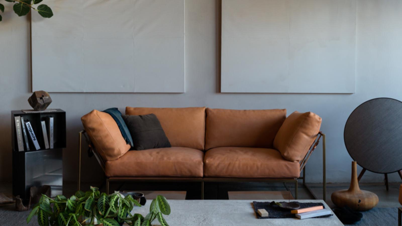 3sixteen x Stephen Kenn Special Edition Custom Sofa and Chair
