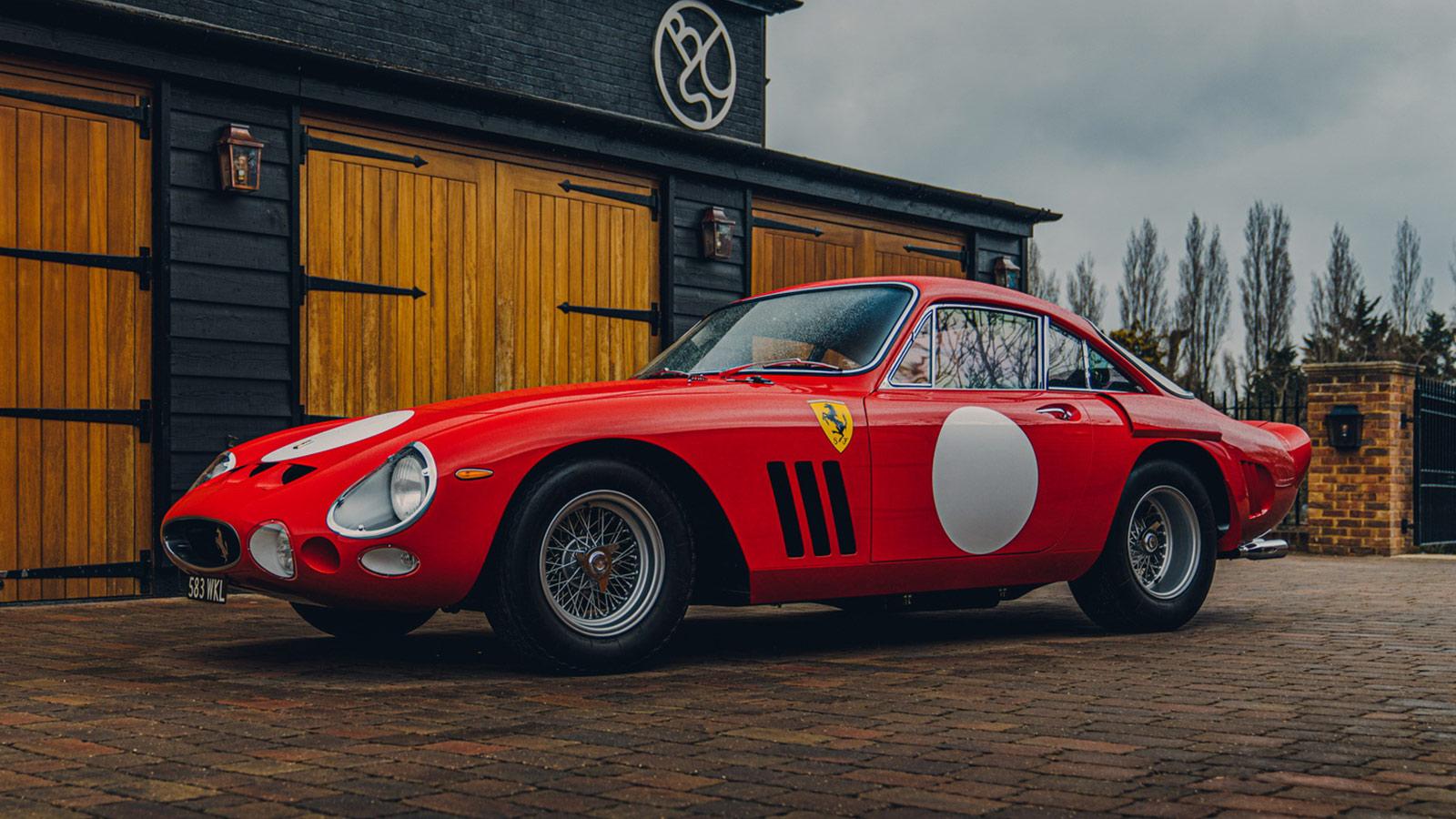Bell Sport & Classic1964 Ferrari 330 LMBProject