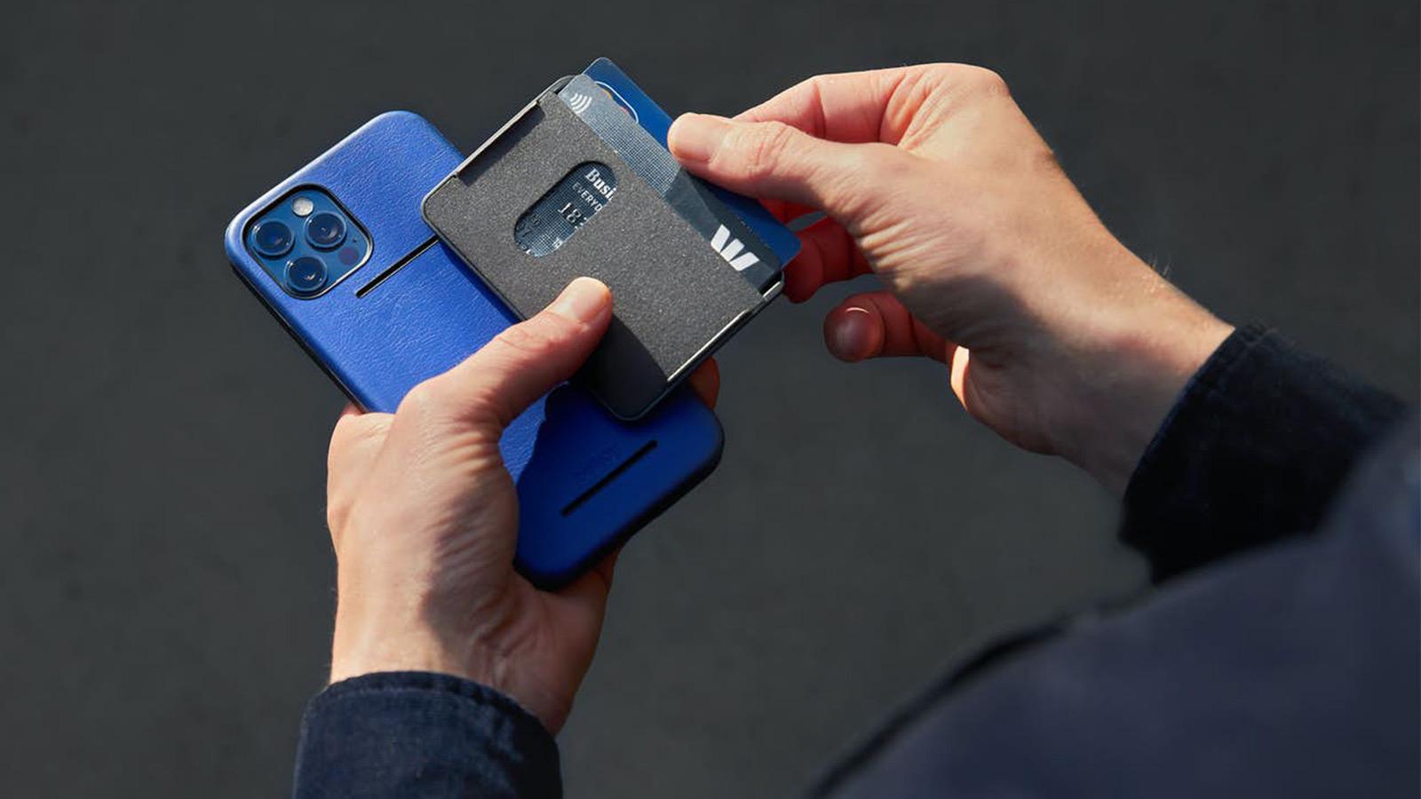 Bellroy Mod Phone Case + Wallet