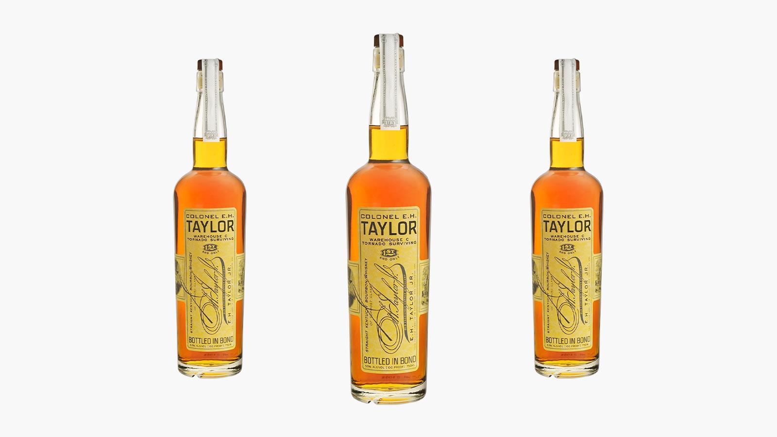 Buffalo Trace Distillery Col. E.H. Taylor, Jr. Warehouse C Bourbon
