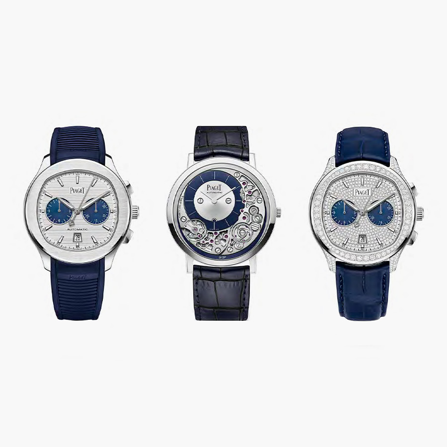 Piaget Polo Chronograph and Altiplano Ultimate Automatic