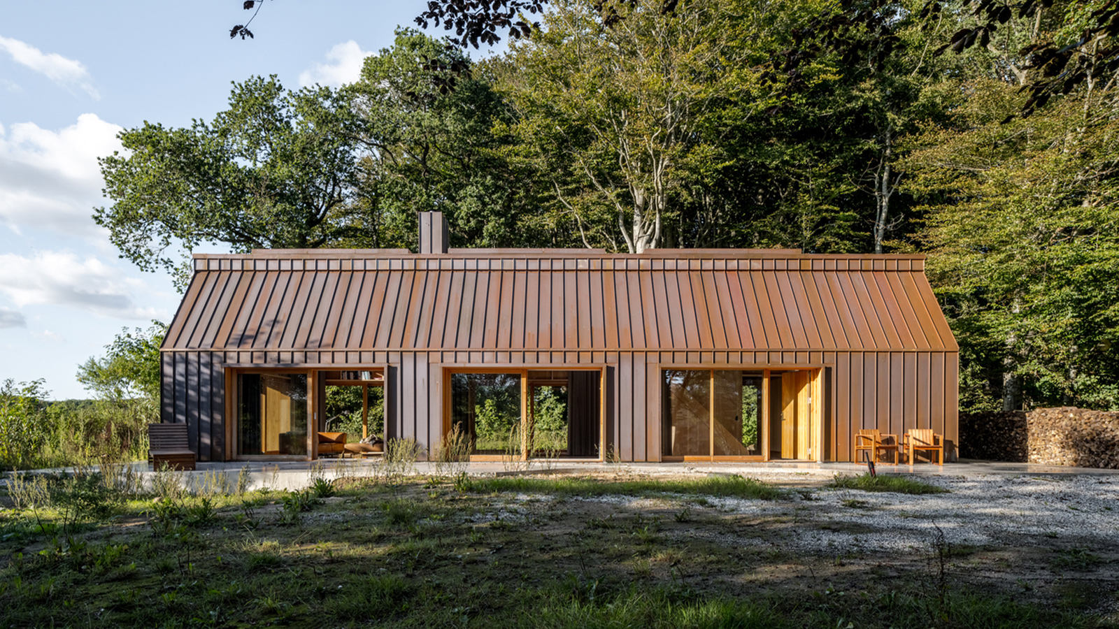 The Author's House by SLETH architects
